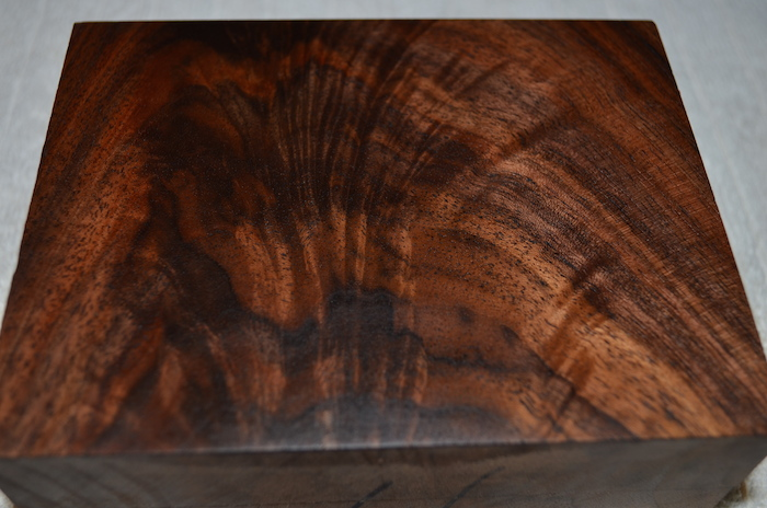 (6) American Black Walnut. Great colors, grain, feathering - a complete package.